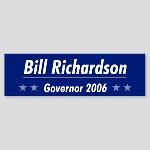 Richardson 06 Bumper Sticker