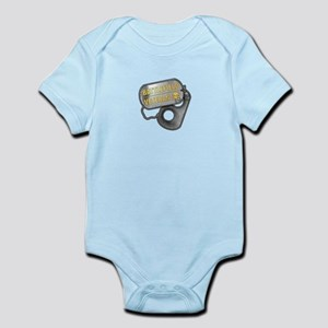 Battlefield Tags Infant Bodysuit
