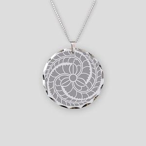Fujidomoe(LG) Necklace Circle Charm