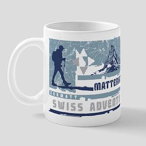 Swiss Adventure Mug