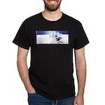 Swiss Mountain Black T-Shirt