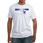 Swiss Mountain Fitted T-Shirt