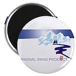 Swiss Mountain Magnet