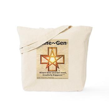 Sime~Gen Tote Bag