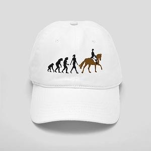 evolution horse riding Cap