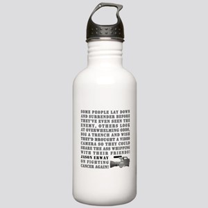 SOME PEOPLE... Stainless Water Bottle 1.0L