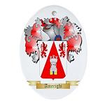 Amerighi Ornament (Oval)