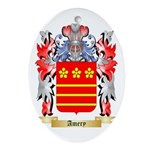 Amery Ornament (Oval)