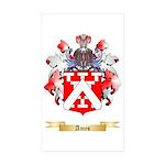 Ames Sticker (Rectangle 50 pk)