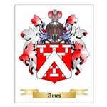Ames Small Poster