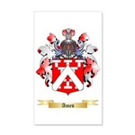 Ames 35x21 Wall Decal