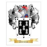Amescua Small Poster