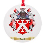 Amick Round Ornament