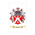 Amick Sticker (Rectangle)