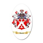 Amick 20x12 Oval Wall Decal