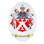Amick Ornament (Oval)