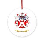 Amick Ornament (Round)