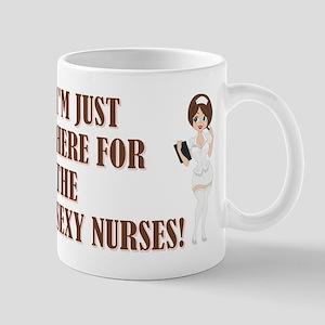 SEXY NURSES Mug