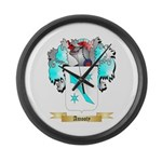 Amooty Large Wall Clock