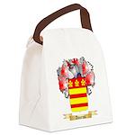 Amorosi Canvas Lunch Bag