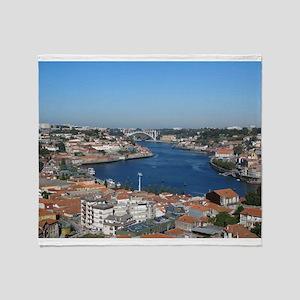 Douro Throw Blanket