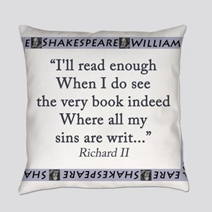Ill Read Enough When I Do See Everyday Pillow
