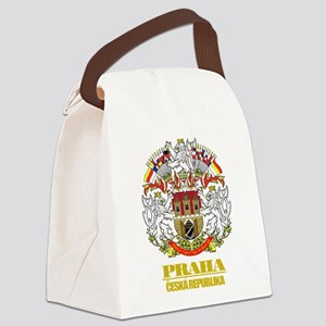 Praha (Prague)2 COA Canvas Lunch Bag