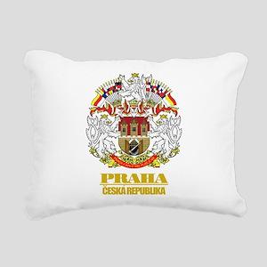 Praha (Prague)2 COA Rectangular Canvas Pillow
