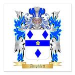 Amphlett Square Car Magnet 3