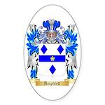 Amphlett Sticker (Oval 50 pk)