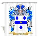 Amphlett Shower Curtain