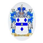 Amphlett Ornament (Oval)