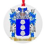 Amsden Round Ornament