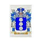 Amsden Rectangle Magnet (10 pack)