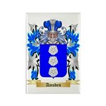 Amsden Rectangle Magnet (100 pack)