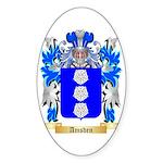 Amsden Sticker (Oval)