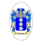 Amsden Sticker (Oval 50 pk)