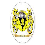 Ancock Sticker (Oval 10 pk)