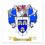 Anderbrugge Square Car Magnet 3
