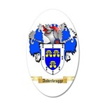 Anderbrugge 35x21 Oval Wall Decal