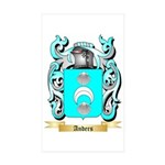 Anders Sticker (Rectangle 50 pk)