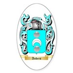 Anders Sticker (Oval)