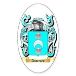 Andersen Sticker (Oval 50 pk)