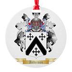 Anderson Round Ornament