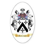 Anderson Sticker (Oval 50 pk)