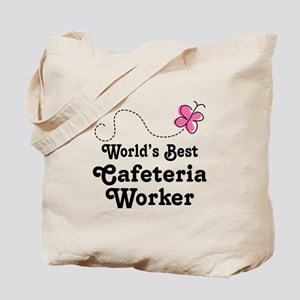 Cafeteria Worker Gift Tote Bag