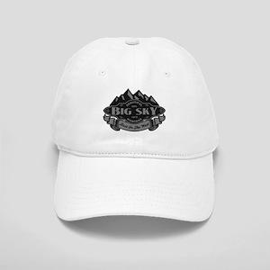 Big Sky Mountain Emblem Cap