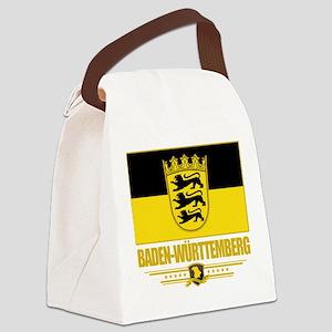 Baden-Wurttemberg (Flag 10) Canvas Lunch Bag