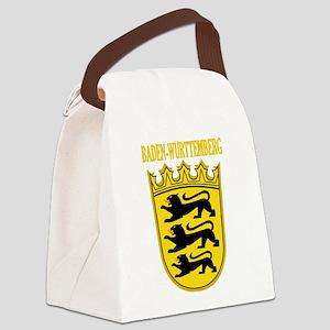 Baden-wurttemberg COA Canvas Lunch Bag