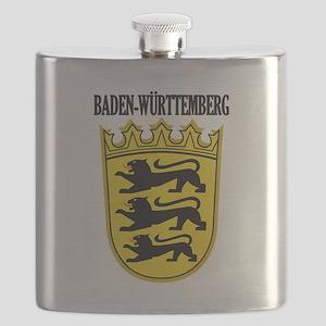 Baden-wurttemberg COA Flask